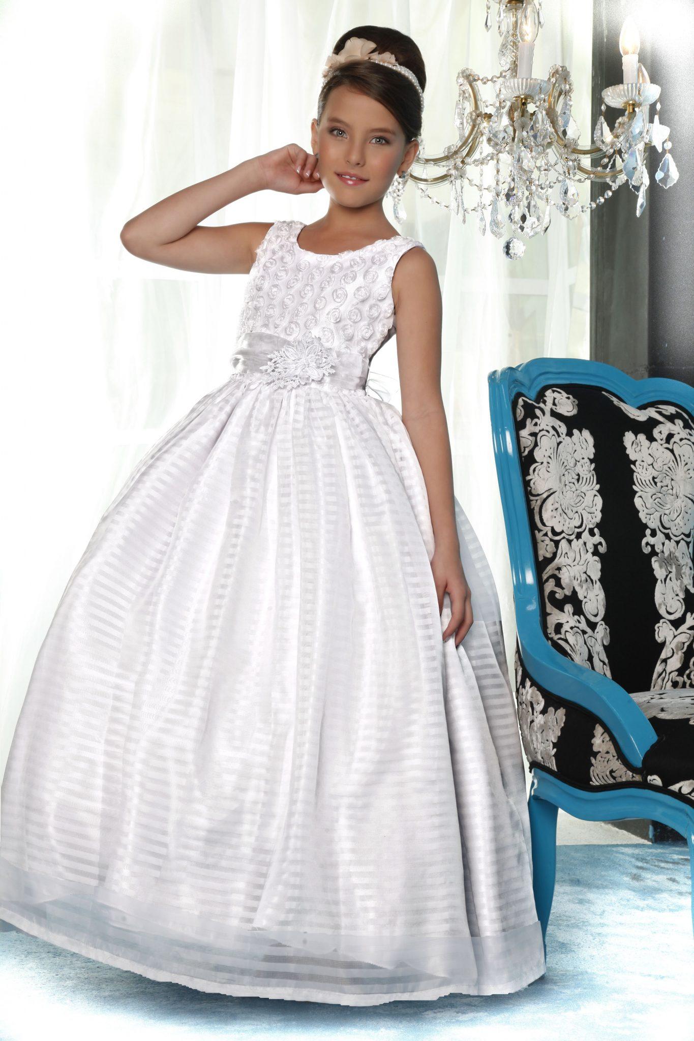 Los vestidos de la primera comunion