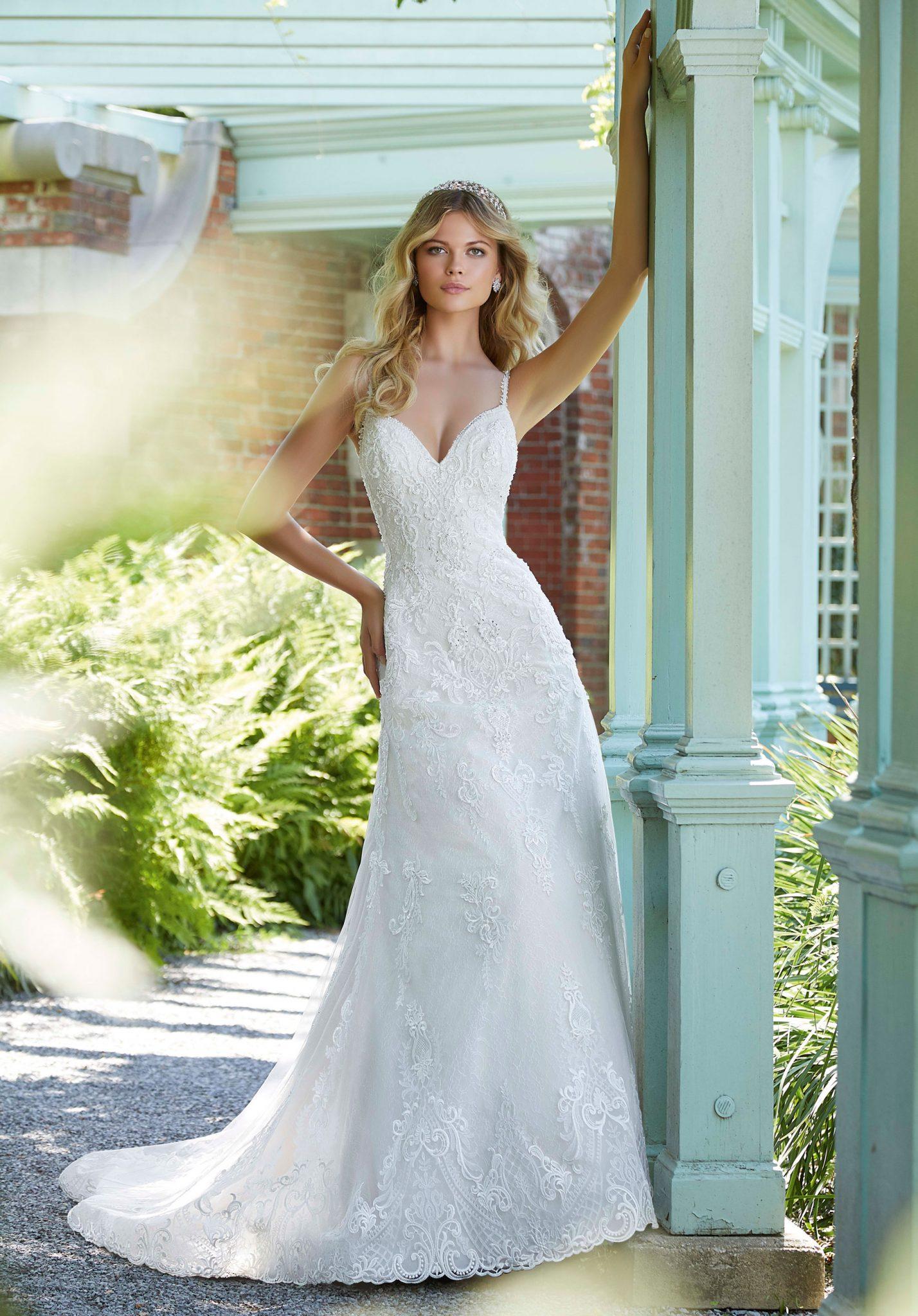 Vestidos de novia luifer pereira